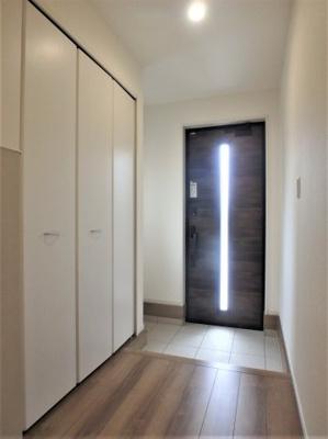 【玄関】リーブルガーデン 新築戸建て 羽生市神戸2期-全2棟-