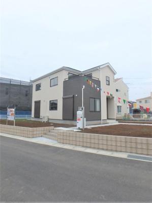 【外観】リーブルガーデン 新築戸建て 羽生市神戸2期-全2棟-