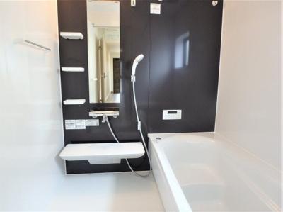 【浴室】リーブルガーデン 新築戸建て 羽生市神戸2期-全2棟-
