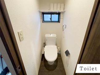 【トイレ】勝山北1丁目