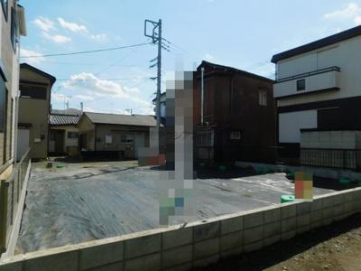建築中写真(2021/4/12撮影)