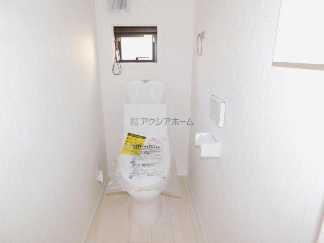 【トイレ】所沢市東住吉・全2棟 新築一戸建 B号棟~駐車2台可~