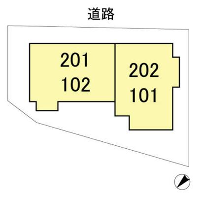 【区画図】ベルシティ四谷