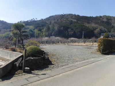 【外観】秋山売地 248.95坪