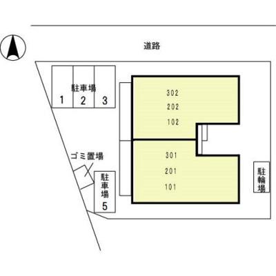 【区画図】パークサイドヒル
