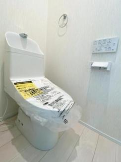 【トイレ】所沢市東住吉 全2棟 B号棟