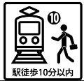 所沢駅徒歩7分