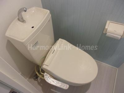 ミストラルのトイレも気になるポイント☆