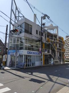 【外観】壬生坊城ビル