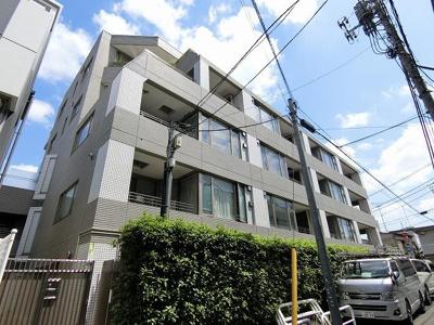 【外観】目黒東山シティハウス