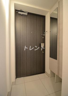 【玄関】四谷坂町レジデンス