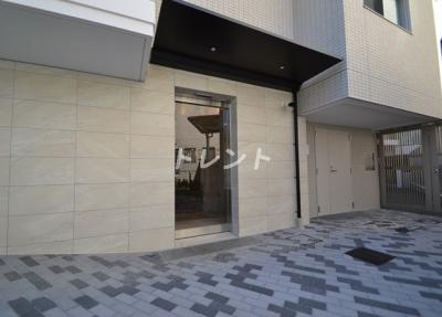 【エントランス】四谷坂町レジデンス