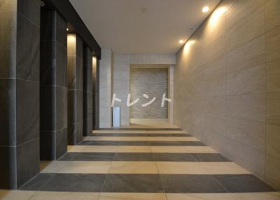 【ロビー】四谷坂町レジデンス