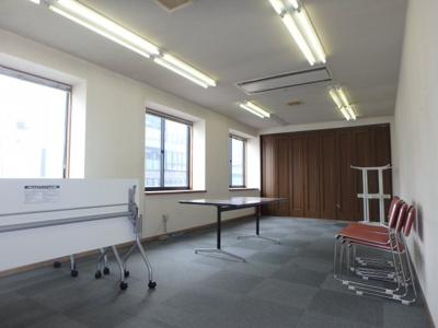 【内装】岡山駅前オフィス