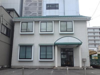 【外観】岡山駅前オフィス