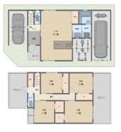 西淀川区大和田3丁目 売土地(建築条件付)の画像