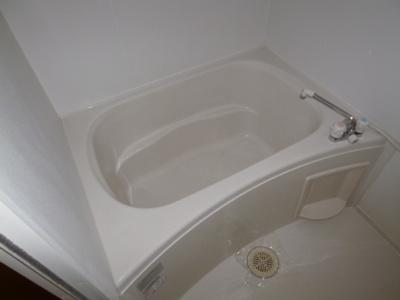 【浴室】ノースヴェレッジⅢB