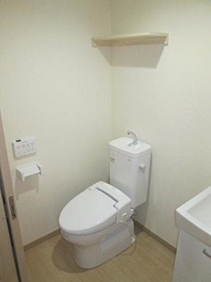 【トイレ】グラート大和A