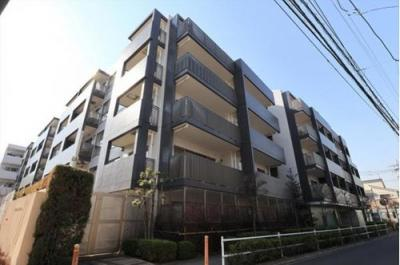グローリオ成増アルグレッソ、5階建ての1階部分のご紹介です。