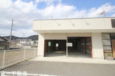 【外観】西脇市上野 店舗