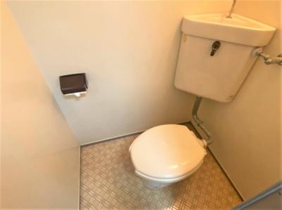 【トイレ】クイーンライフ舎利寺