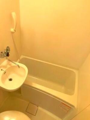 【浴室】ロイヤルパレス