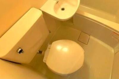 【トイレ】ロイヤルパレス