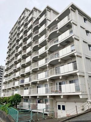 【外観】稲毛台サンハイツA棟