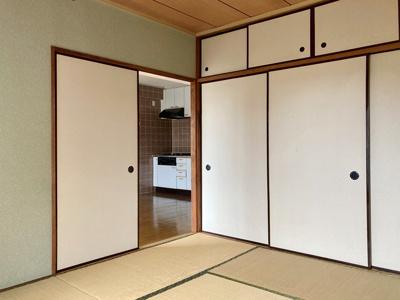【和室】稲毛台サンハイツA棟