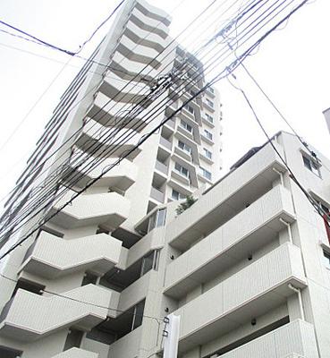 コスモレジデンス東京EAST、15階建ての14階部分のご紹介です