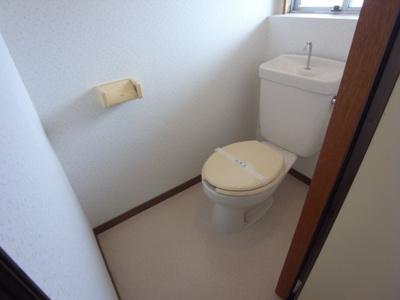 【トイレ】西川マンション