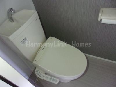 ハーモニーテラス大山西町のトイレです