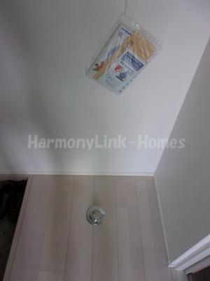 ハーモニーテラス大山西町の室内洗濯機置き場☆