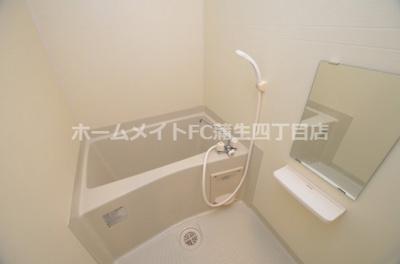 【浴室】ラグゼ都島