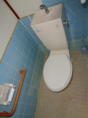 【トイレ】苅田1テラスハウス