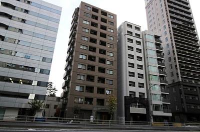 都営浅草線「高輪台」駅含む、3沿線以上が利用できるアクセス良好な立地。