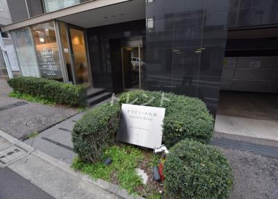 【エントランス】サウサリート九段