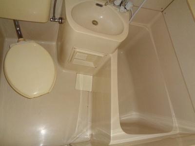 【浴室】キャッスル壱番館