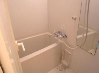 【浴室】カスタリア押上