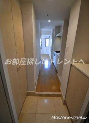 【内装】プレールドゥーク新宿御苑