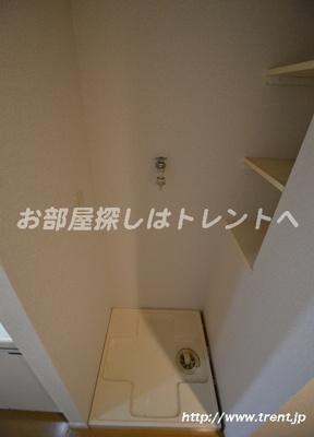 【設備】プレールドゥーク新宿御苑