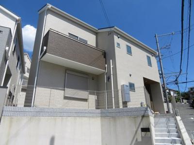 【外観】箕面市稲5丁目 新築戸建 2号棟