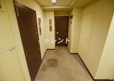 【その他共用部分】コンシェリア芝公園