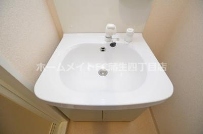 【独立洗面台】Luxe都島北Ⅱ