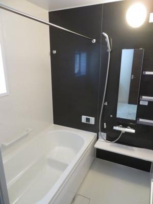 【浴室】箕面市新稲1丁目 新築戸建 1号棟