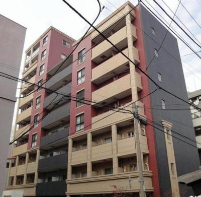 【外観】セ・ジョリ浅草ベルグレード