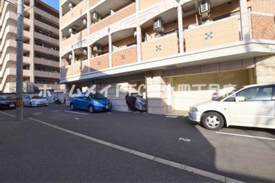 【駐車場】Luxe都島北1