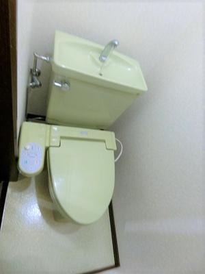 【トイレ】ダイヤヒルズ