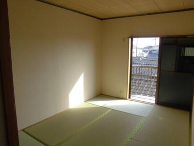 【和室】シャトー大杉弐番館