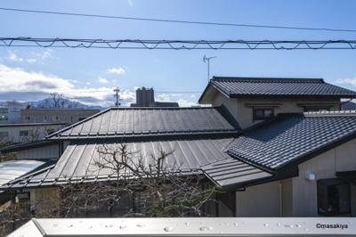 【展望】ボーセジュール 壱番館